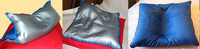 Подушка асония своими руками